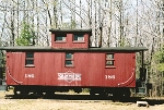 PS&N Caboose