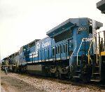 CSX Train R674