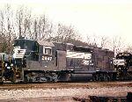GP38AC on 441