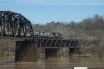 CSX crossing from Old P&LE to the P&W ( ex B&O)