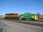 BNSF2100 and BN12364