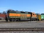 BNSF2100 GP38-2