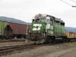 BNSF2747 GP39E Jolly Green