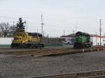 BNSF2747 and BNSF2869