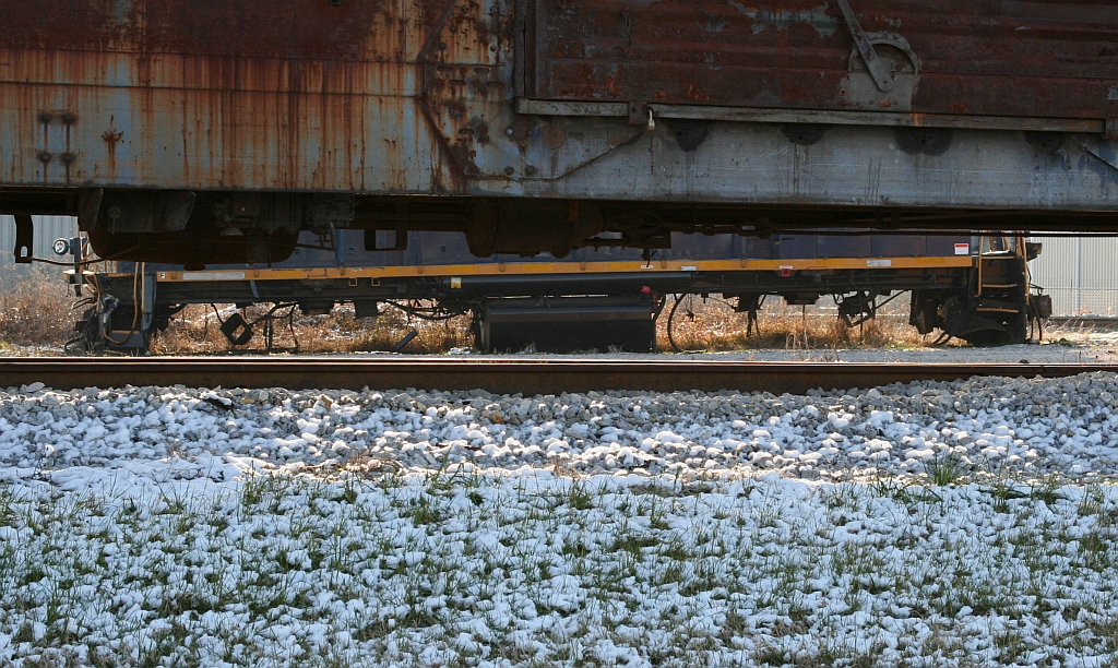 CSX 1220 truckless