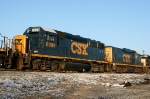 CSX 6904 and 2250