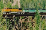BNSF 4071 East