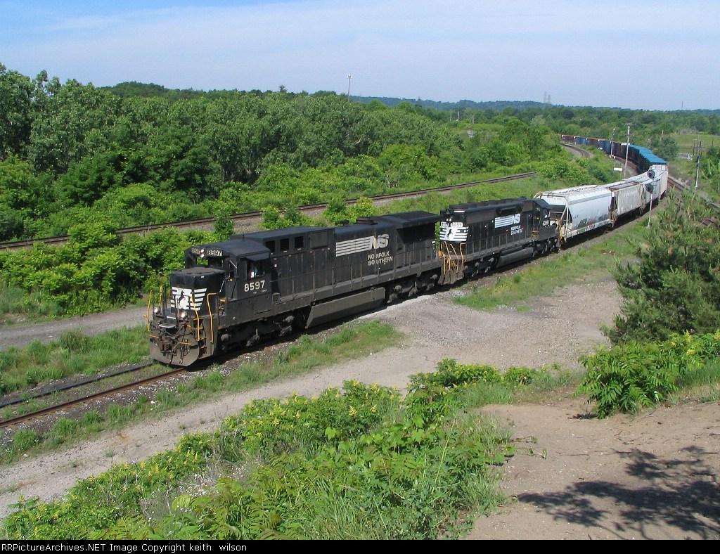 NS 8597 & NS 6099