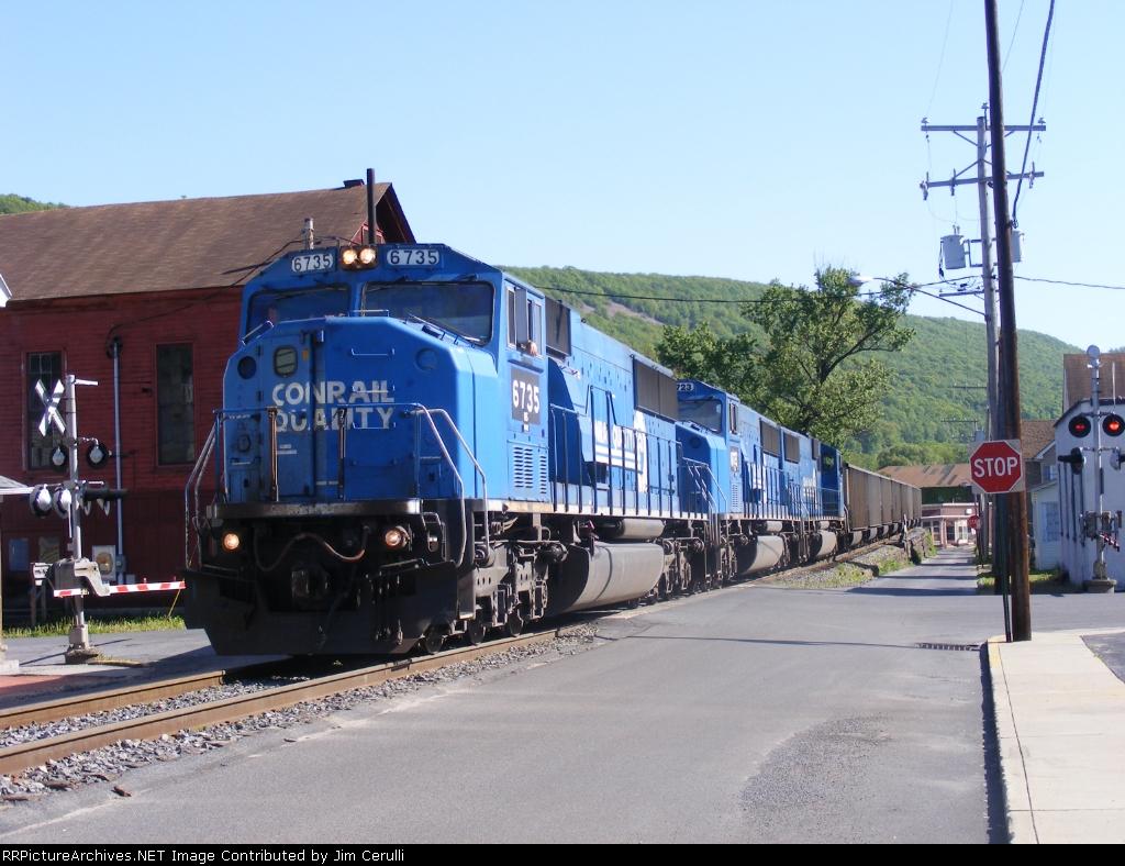 NS 6735