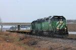 BNSF 2082