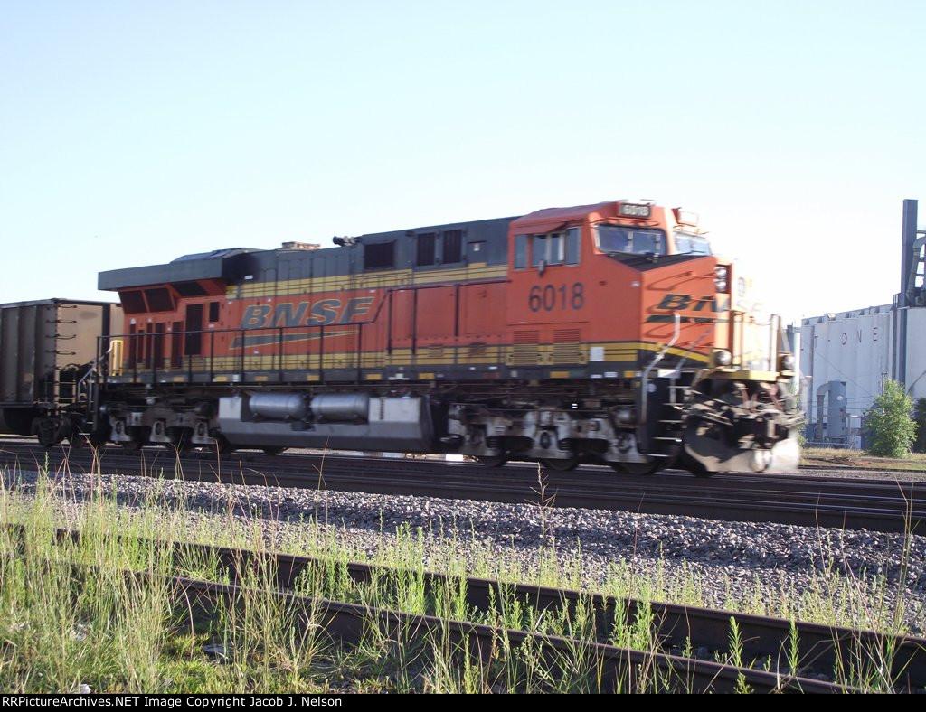 BNSF 6018 (DPU)