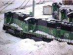 BNSF 8136