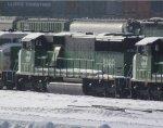BNSF 8160