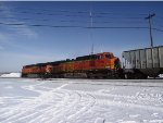 BNSF 5656