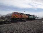 BNSF 8163