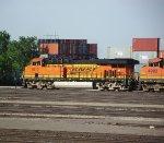 BNSF 6617
