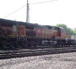 BNSF 4365
