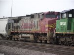 BNSF 608