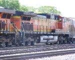 BNSF 4523