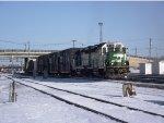 BNSF 1542