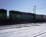 BNSF 8105