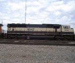 BNSF 9547