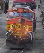 BNSF 4926