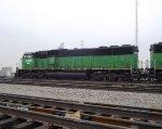 BNSF 1445