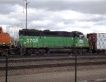 BNSF 2708