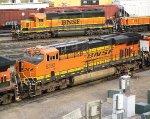 BNSF 6393