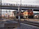 BNSF 6321