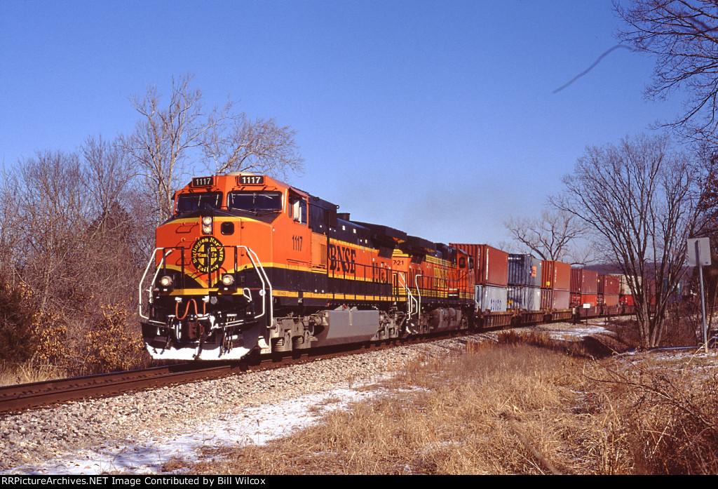 BNSF 1117
