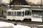 RTD 261 on a southbound training run