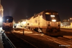 AMTK 45 and 100 head up the California Zephyr. 98 served as eye candy