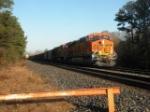BNSF 6438 (NS #734)