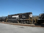 8th locomotive on NS 361