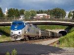 Amtrak 07T 08/15/2011