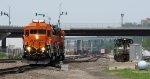 BNSF 2830 at Santa Fe JCT
