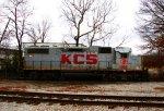 KCS Remote Control Loco