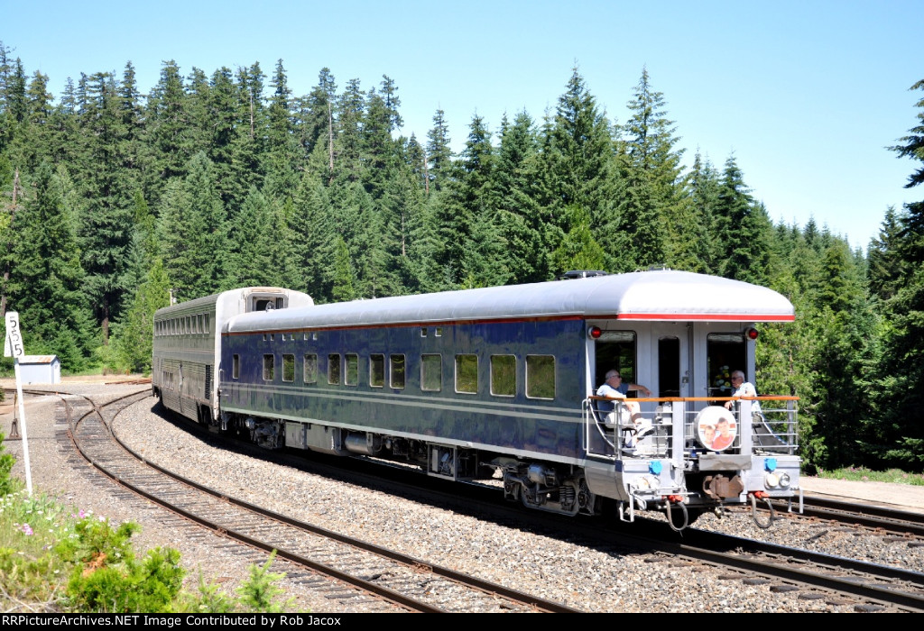 "Amtrak ""Coast Starlight"""