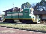 Warren & Saline River Railroad #539