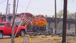 BC Rail 4625 and CN 2175