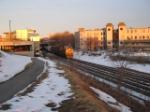 CSX Train Q437-22 (Jan.)