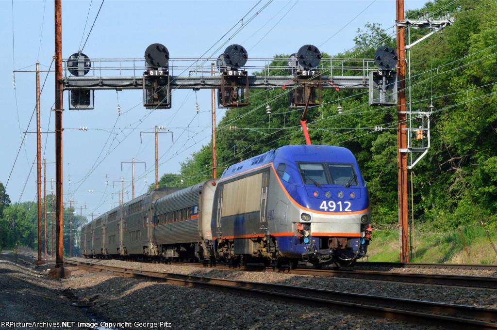 MARC train 523(11)