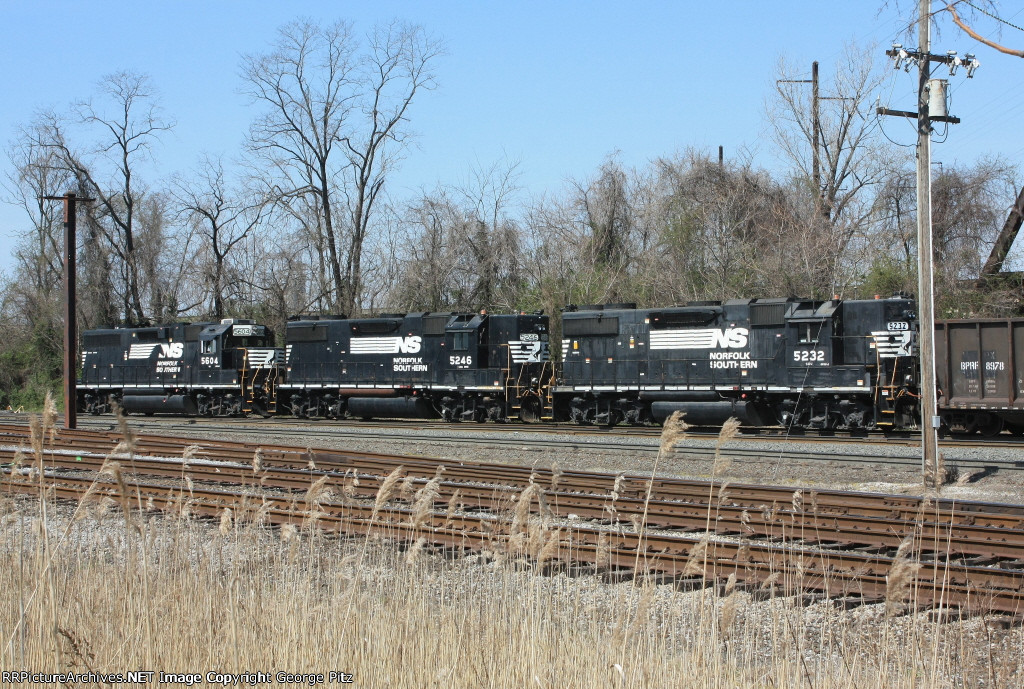 Triple headed GP38-2's