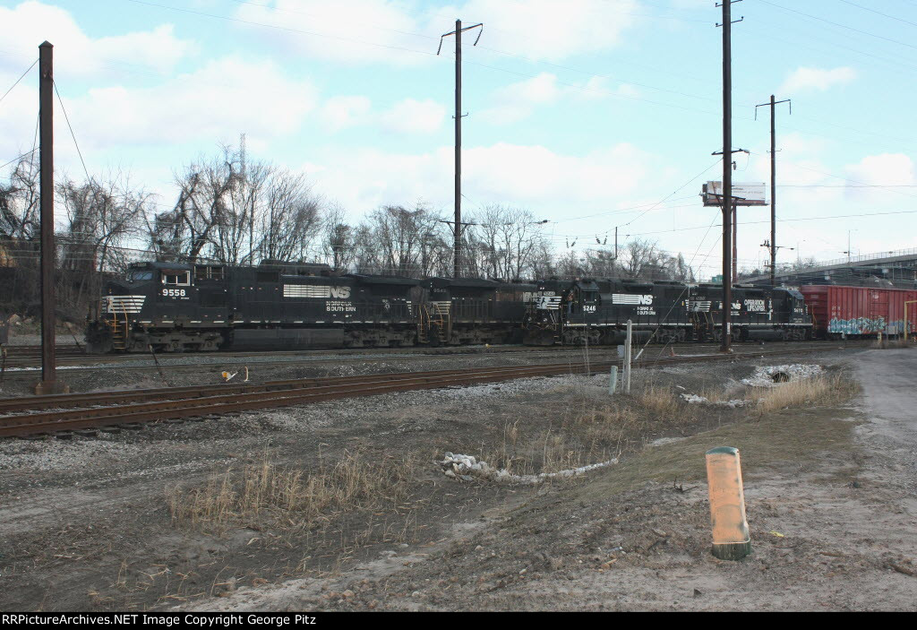 NS 9558, 9545, 5246 and 5670
