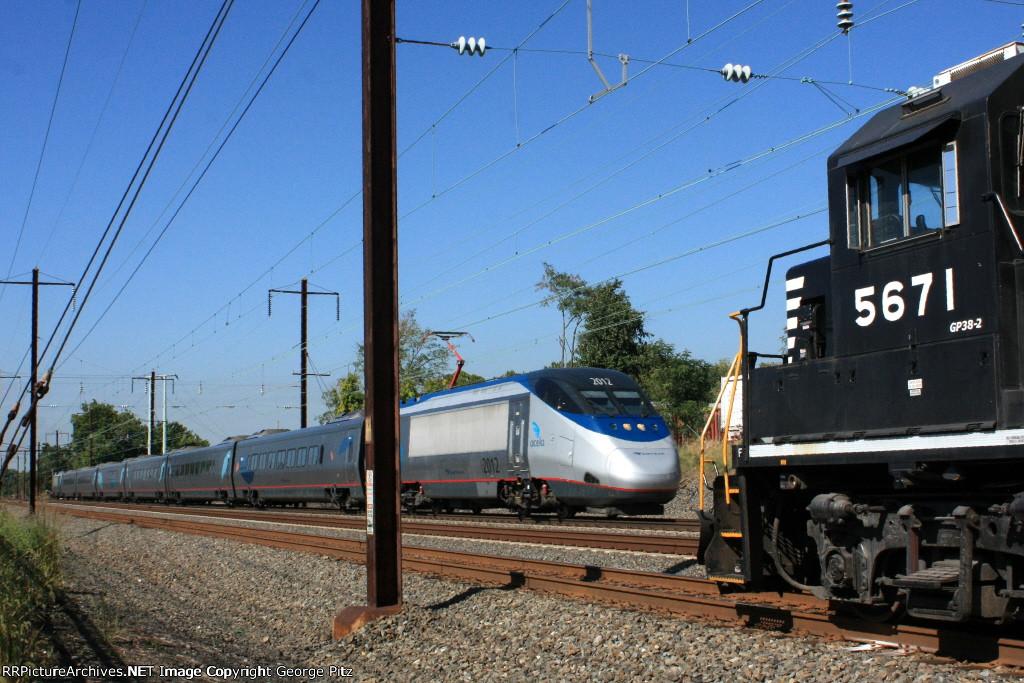 2160(19) meets NS 5671