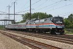Amtrak's 40th annniversary Special