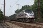 MARC train 523(17) at Chase, MD