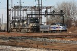 MARC train 612(10) with the NS
